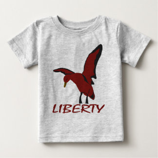 Duck liberty baby T-Shirt