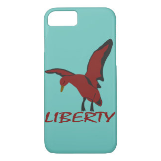 Duck liberty iPhone 8/7 case