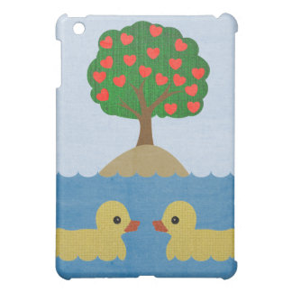 Duck Love Ipad Case