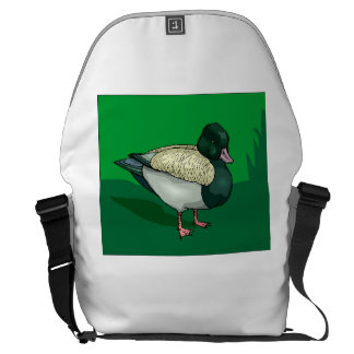 Duck Courier Bag