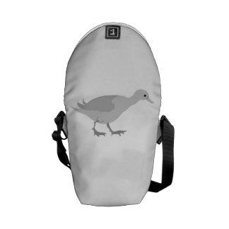 Duck Messenger Bag