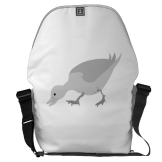 Duck Messenger Bags
