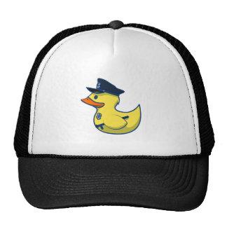 Duck police cap