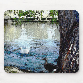 Duck Pond- Mouse Pad