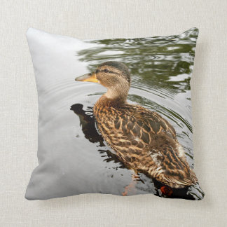 Duck Pond Pillow