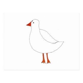 Duck! Postcard