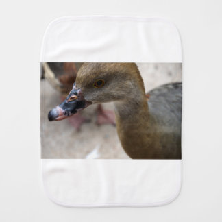 DUCK QUEENSLAND AUSTRALIA BURP CLOTH