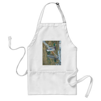 Duck Reflected Standard Apron