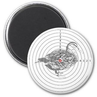 Duck Target Magnet
