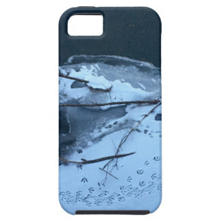 Duck Tracks In the Snow Case For The iPhone 5