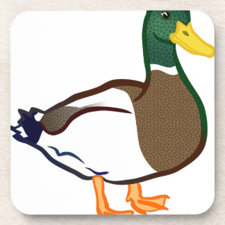 Duck Waiting Coaster