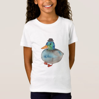 Duck wearing hat T-Shirt