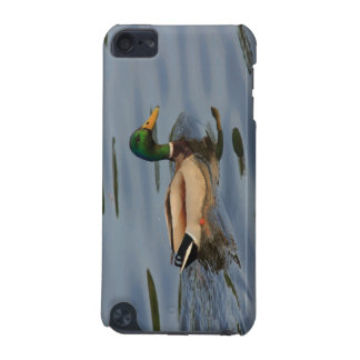 duck with water drops iPod touch 5G case