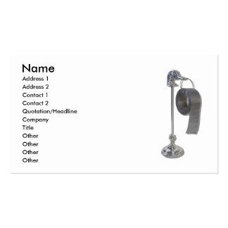 DuckDuctTapeHolder073110, Name, Address 1, Addr... Pack Of Standard Business Cards