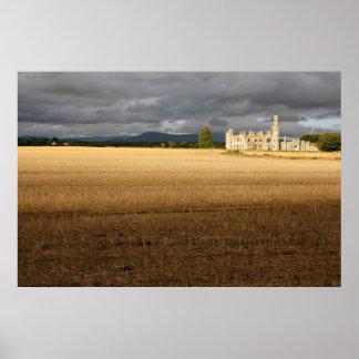 Ducketts Grove Castle Print