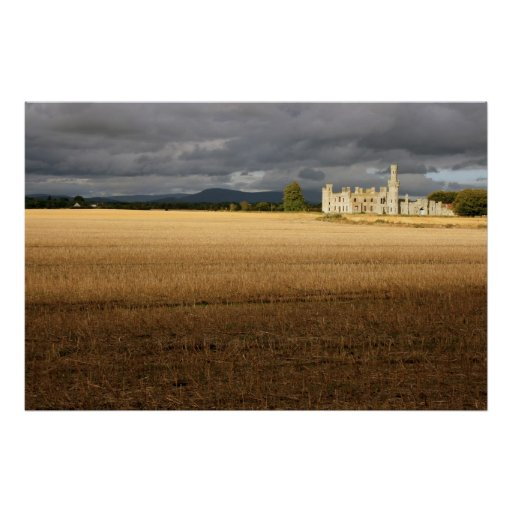 Ducketts Grove Castle Poster