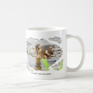 DUCKLING - photo Jean Louis Glineur Coffee Mug