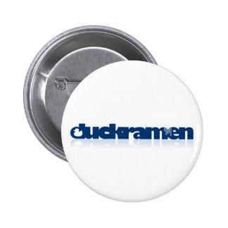 Duckramen Noodle Length Logo Button