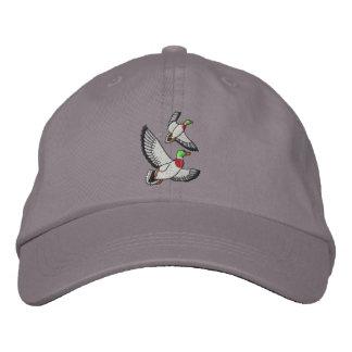 Ducks Embroidered Baseball Caps