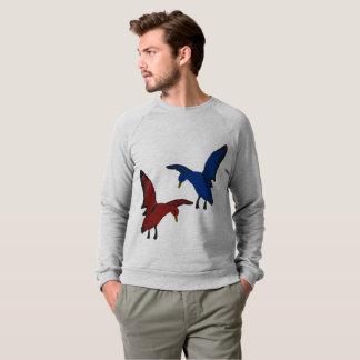 ducks flying sweatshirt