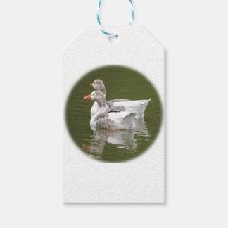 ducks gift tags