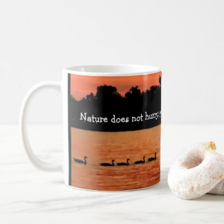 Ducks in a Row - Louisville; Tao Tzu Quote Mug