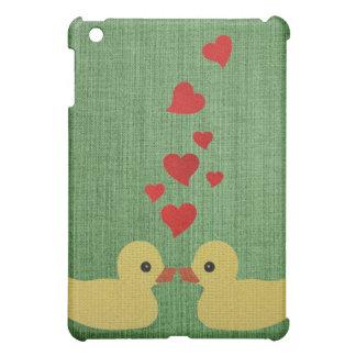 Ducks in Love iPad Mini Cover