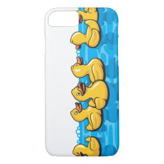 Ducks in the bath iPhone 8/7 case