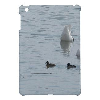 Ducks in water case for the iPad mini