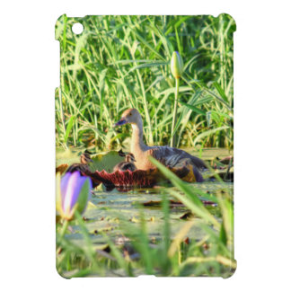 DUCKS IN WATER QUEENSLAND AUSTRALIA COVER FOR THE iPad MINI