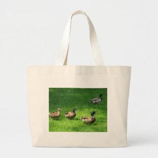 Ducks Jumbo Tote Bag