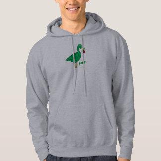 Ducks N' Roses 2 Hoodie