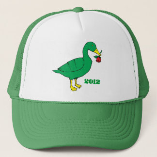 Ducks N' Roses hat