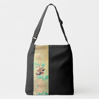 Ducks Pond Birds Asian Water Garden Tote Bag
