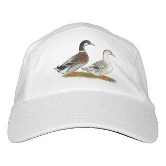 Ducks:  Silver Appleyard Hat