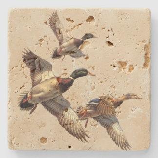 Ducks Stone Coaster