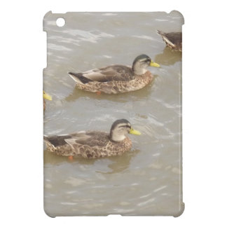 Ducks swimming cover for the iPad mini