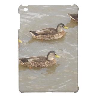 Ducks swimming cover for the iPad mini