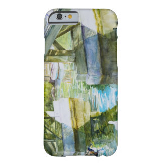 Ducks Under a bridge Barely There iPhone 6 Case