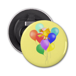 Ducky Balloon Dance by The Happy Juul Company Bottle Opener