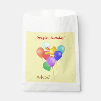 Ducky Balloon Dance by The Happy Juul Company Favour Bag
