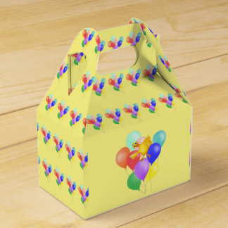 Ducky Balloon Dance by The Happy Juul Company Party Favour Box