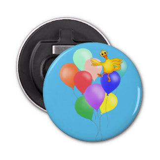 Ducky Balloon Flying by The Happy Juul Company Bottle Opener