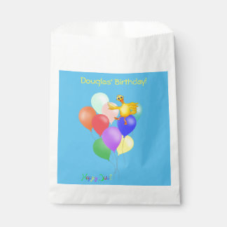 Ducky Balloon Flying by The Happy Juul Company Favour Bag