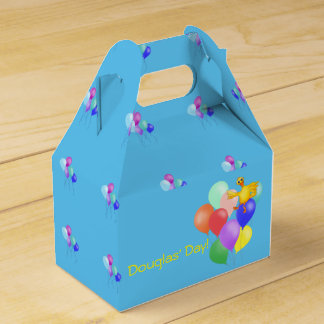 Ducky Balloon Flying by The Happy Juul Company Party Favour Box