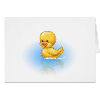 Ducky Card