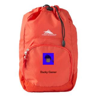 Ducky Gamer Backpack! Backpack