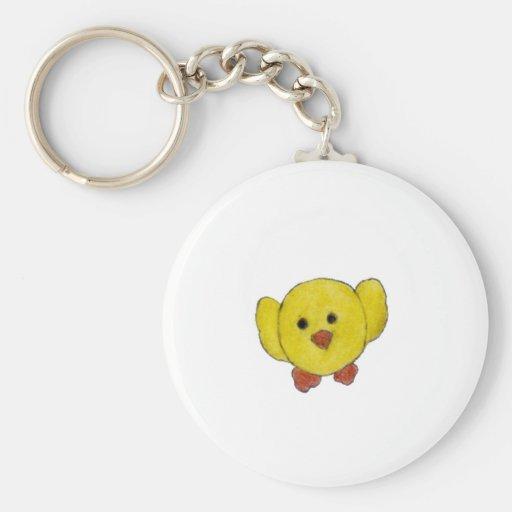 Ducky Key Chain