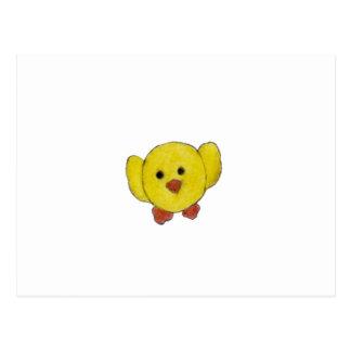 Ducky Post Card