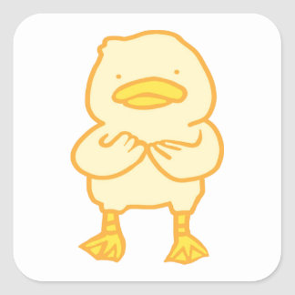 Ducky Stickers with shapes of your choices